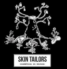Logo Skin Tailors - cosmética su misura - Empresa de cosméticos situada en León, España.
